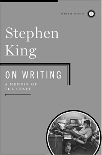 stephen king books writing