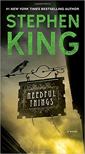 Stephen King - Needful Things Audiobook Free