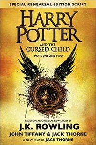 HP Book 8: Full Audio Book Online - Harry Potter and the Cursed Child