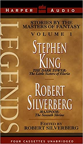 Stephen King, Robert Silverberg - Legends (Stories by the Masters of Fantasy, Volume 1) Audiobook Free